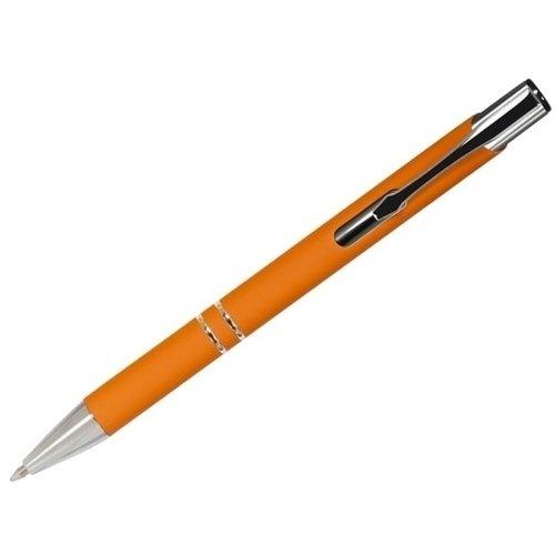 Ручка Шариковая Alpha, оранжевая