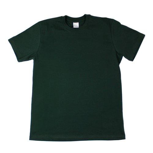 Футболка мужская, зеленая, размер M