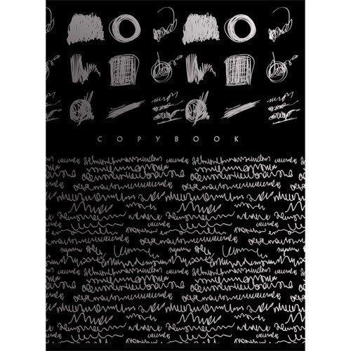 """Тетрадь для конспектов """"Рукописи"""" А4, 96 листов, в клетку тетрадь magic lines багарт экзотик 96 листов в клетку 26863 5 шт"""