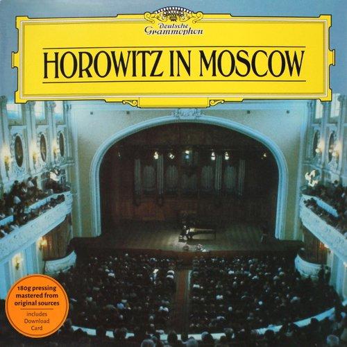 Vladimir Horowitz - In Moscow цена и фото