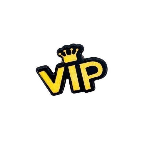 """Значок """"VIP"""", желтый"""
