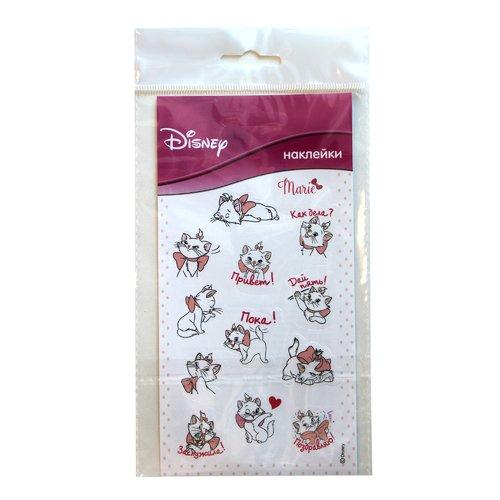 Наклейка декоративная пленочная Кошка Мари наклейка