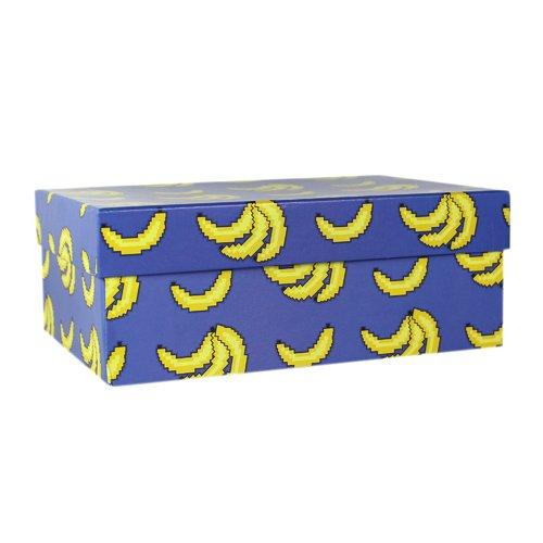 "Коробкаподарочная""Бананы"",21 х 14 8 см"