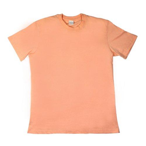 Футболка мужская, розовая, размер M