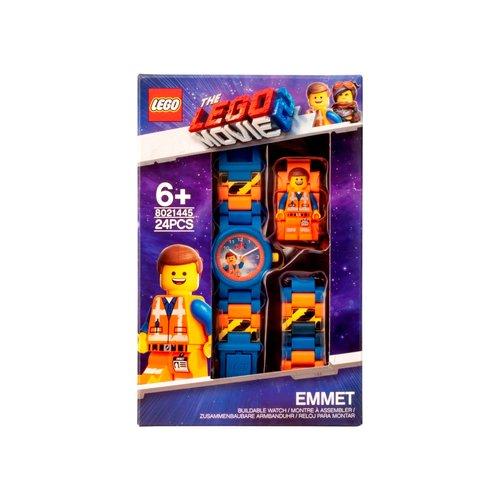 """лучшая цена Часы наручные аналоговые """"LEGO Movie 2. Emmet"""""""