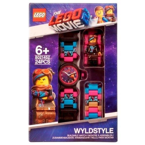 """лучшая цена Часы наручные аналоговые """"LEGO Movie 2. Wyldstyle"""""""