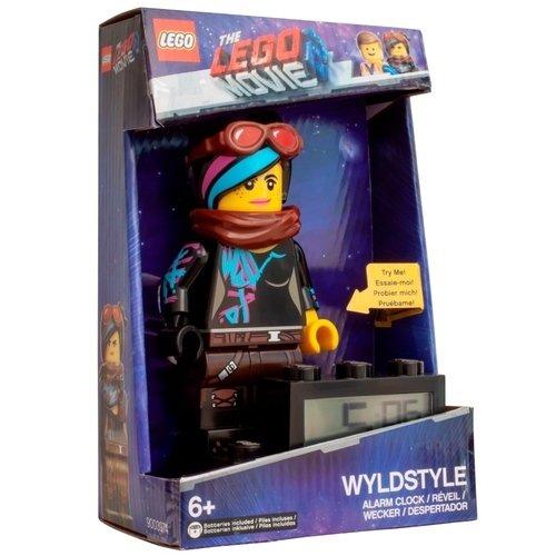 "Будильник Lego Movie 2 ""Wyldstyle"""