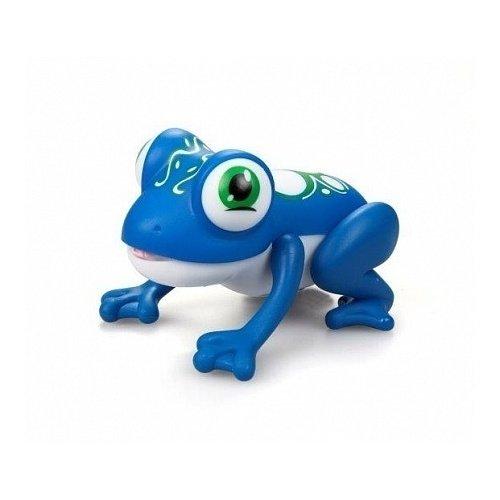 Купить Интерактивная игрушка Лягушка Глупи , синяя, Silverlit, Интерактивные игрушки