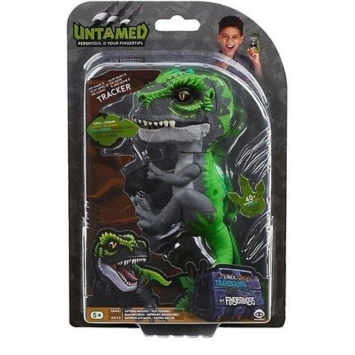 Купить Интерактивный динозавр Треккер , 12 см, WowWee, Интерактивные игрушки