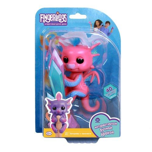 Купить Интерактивный дракон Сенди , 12 см, WowWee, Интерактивные игрушки