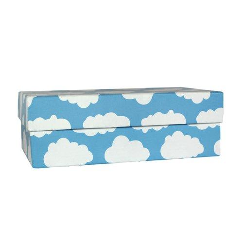 Коробка подарочная Облака, 19 х 12 7 см