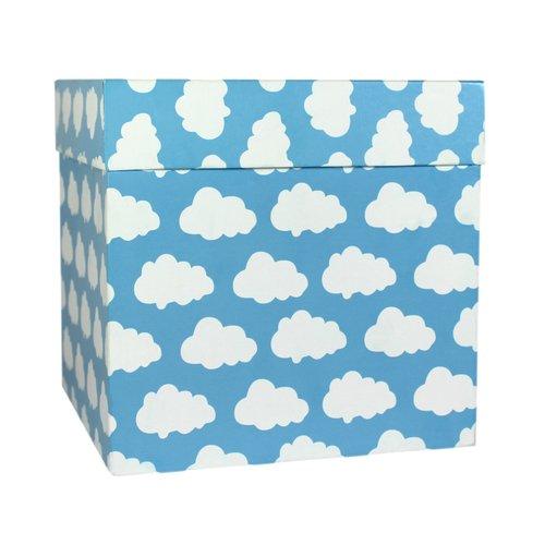 "Коробка подарочная ""Облака"", 23 х см"