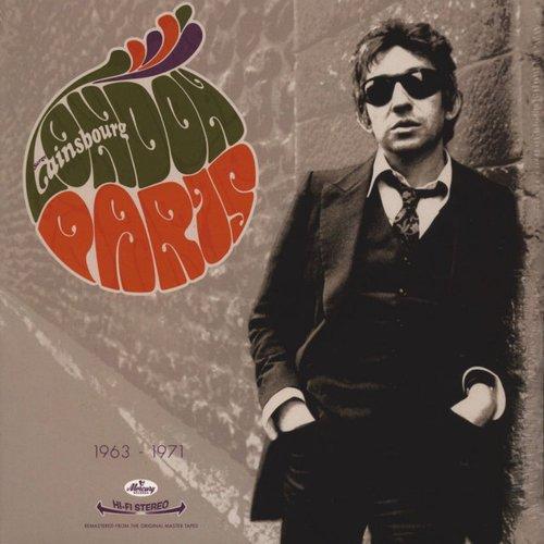 Serge Gainsbourg - London Paris 1963 - 1971 цена и фото