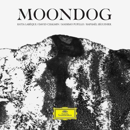 Katia Labeque, David Chalmin, Massimo Pupillo, Raphael Seguinier - Moondog кресло tetchair runner кож зам ткань черный серый 36 6 12 14
