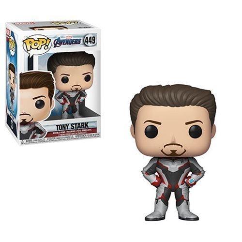 Купить Фигурка POP! Marvel Avengers Endgame: Tony Stark , Funko, Фигурки