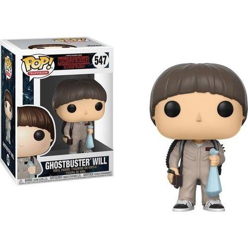 "все цены на Фигурка POP! Stranger Things S3 ""Will Ghostbusters"" онлайн"