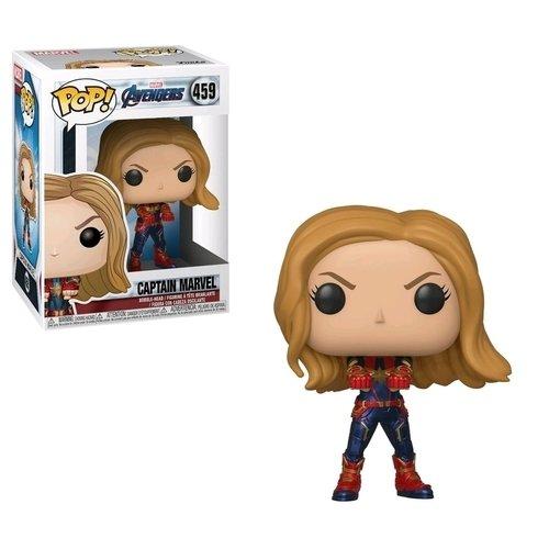 Купить Фигурка POP! Marvel Avengers Endgame: Captain Marvel , Funko, Фигурки