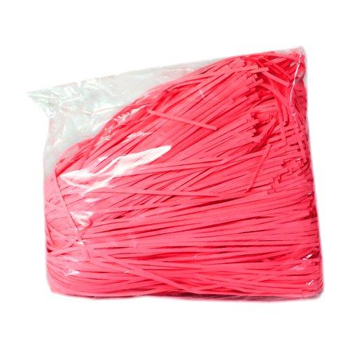 Наполнитель бумажный, ярко-розовый, 50 г
