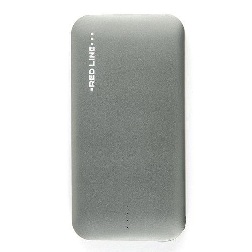 Фото - Внешний аккумулятор B8000, 8000 иАч, серый переходник