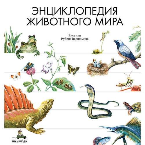 Энциклопедия животного мира коллектив авторов большая энциклопедия животного мира