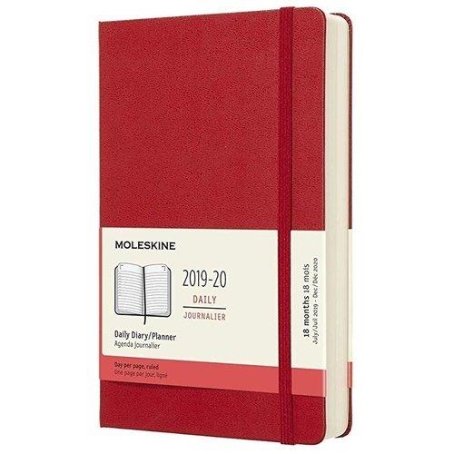 Фото - Ежедневник датированный на 18 месяцев Academic Large, 592 страницы, 13 х 21 см, красный еженедельник датированный на 18 месяцев academic 592 страницы 13 х 21 см красный