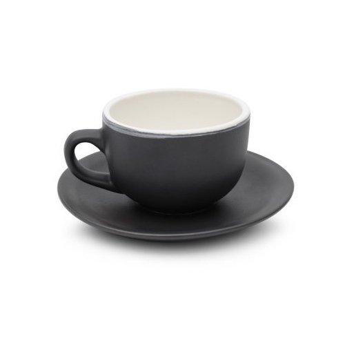 """Чашка с блюдцем """"Эклипс"""", 200 мл"""