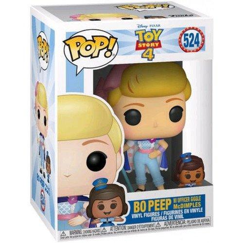 "Фигурка POP! Disney ""Toy Story 4. Bo Peep & Officer McDimples"" цена и фото"