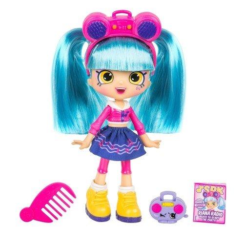 Кукла Shoppies. Риана Радио