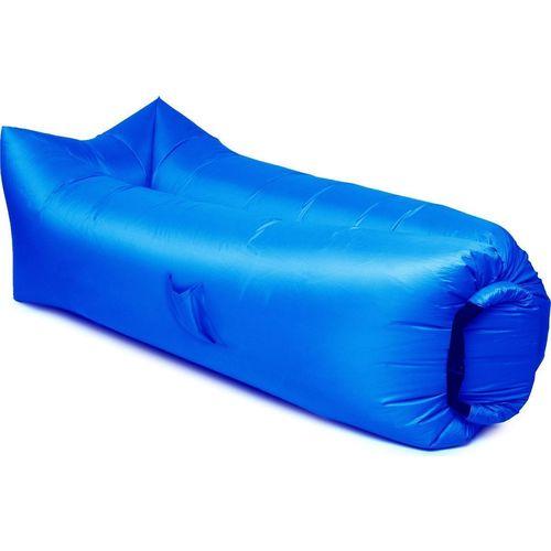 "Надувной диван ""Биван 2"", синий"