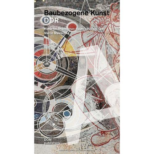 Baubezogene Kunst. DDR