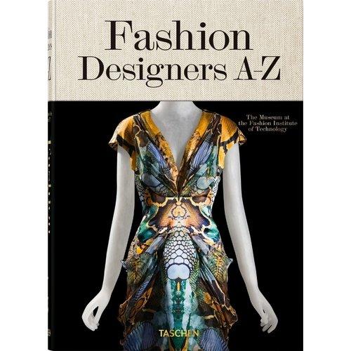Fashion Designers A-Z цена 2017