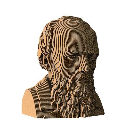 Фото - Бюст Достоевский, 18 см скульптуры