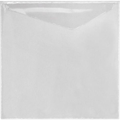 Внешний защитный конверт для виниловых пластинок, с клапаном, 5 шт