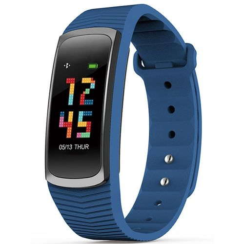 Фитнес-браслет B3, синий цена