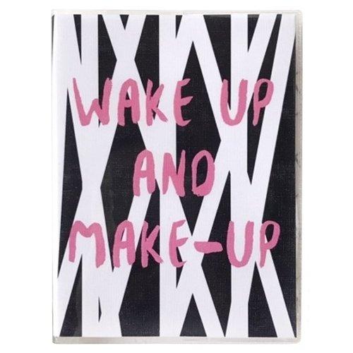 "Планер ""Wake up and make up"", 288 страниц, 16,5 х 23,5 см"
