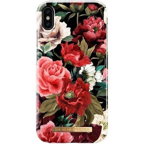 Клип-кейс для iPhone XS Max Antique Roses клип кейс ideal iphone x antique roses