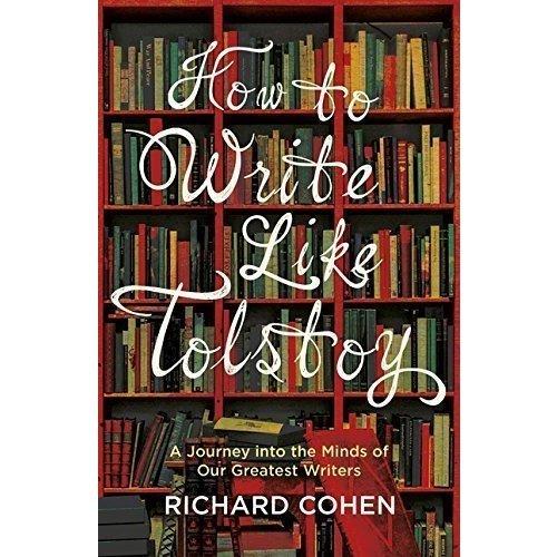 How To Write Like Tolstoy key words 2c i like to write