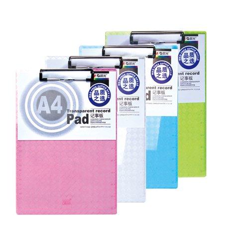 Папка-планшет А4, с верхним зажимом