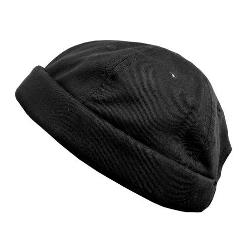 """Шапка """"Docker cotton cap black"""""""