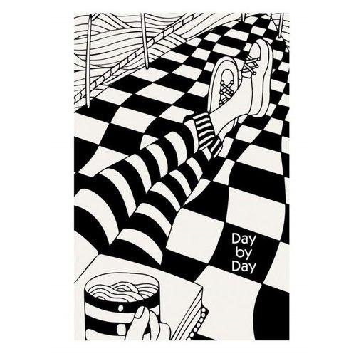 Книга для записей Дизайн шахматы А5, 100 листов, в линейку shary маска ампульная для лица лифтинг эффект гиалуроновая кислота и морские водоросли 23 г