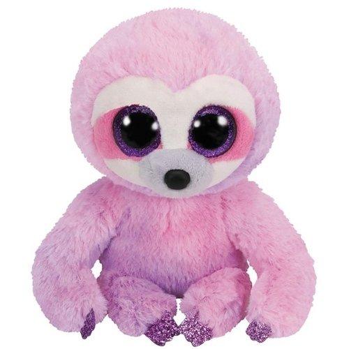 Фото - Мягкая игрушка Дрими ленивец 15 см, фиолетовый мягкая игрушка ленивец 55 см 12 35011 skl 54521