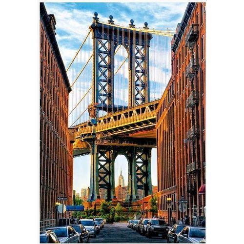 Пазл Манхэттенский мост, Нью-Йорк, 1000 деталей цена