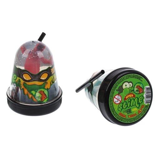 """Слайм """"Slime Ninja. Затерянный мир"""", ящерица, 130 г"""