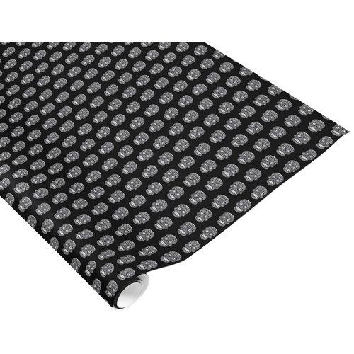 Бумага «Черепа», 70 х 100 см
