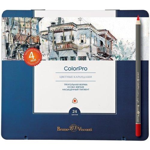 Набор карандашей Color pro, 24 цвета