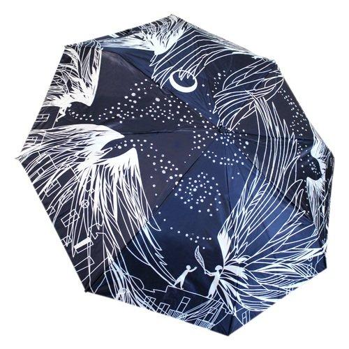 Зонт женский, автоматический 637190-2, 3 сложения