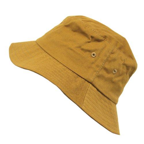 Панама Bucket Hat Cotton L, желтая панама bucket hat cotton l синяя