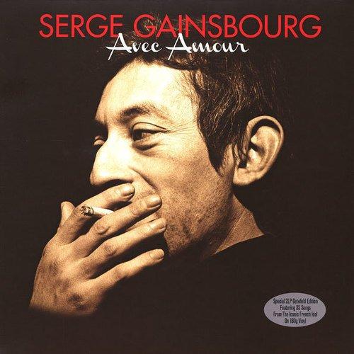 Виниловая пластинка Serge Gainsbourg - Avec Amour, 2LP