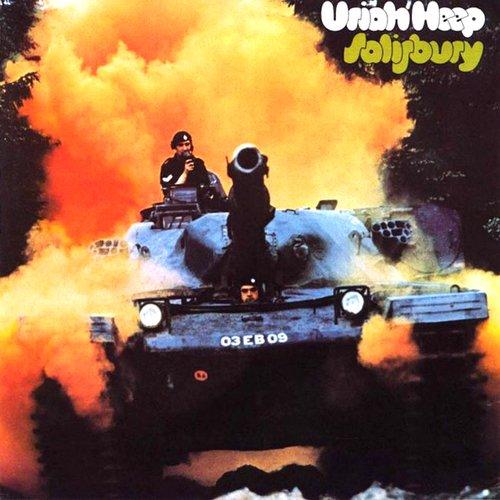 Uriah Heep - Salisbury printio uriah heep