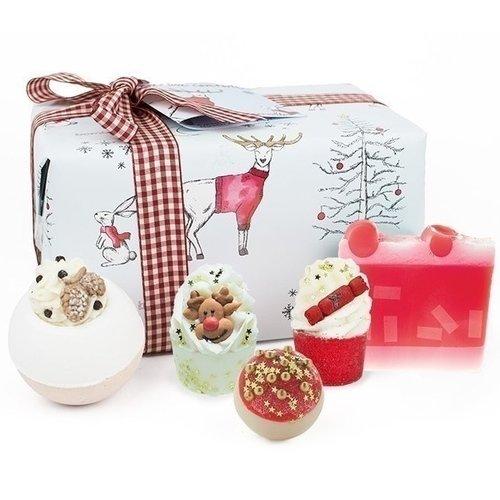 Подарочный набор Комфорт, 621 г набор крем меда подарочный вкуснолето медовый сад 3 шт по 35 г